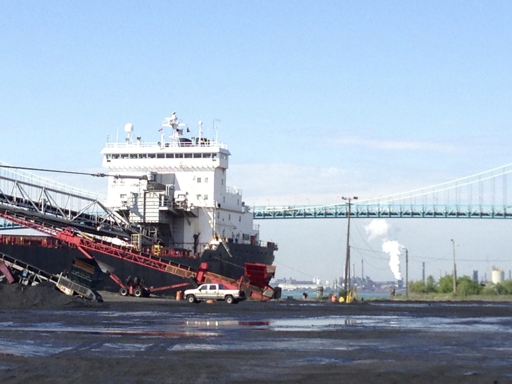 Detroit's Port