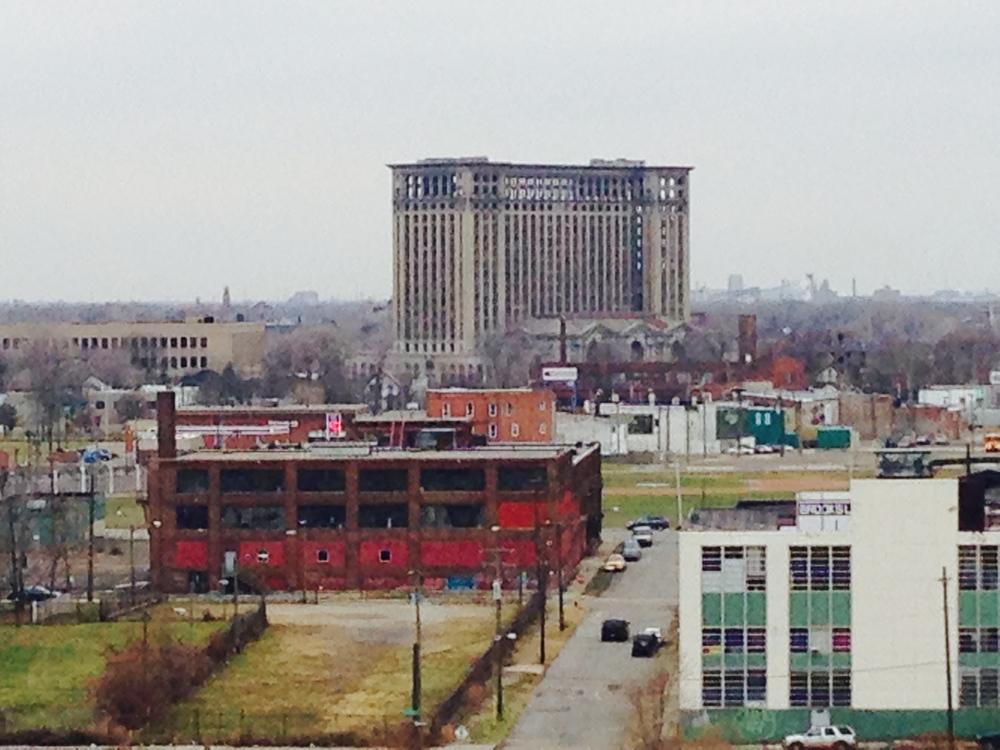 SW Detroit