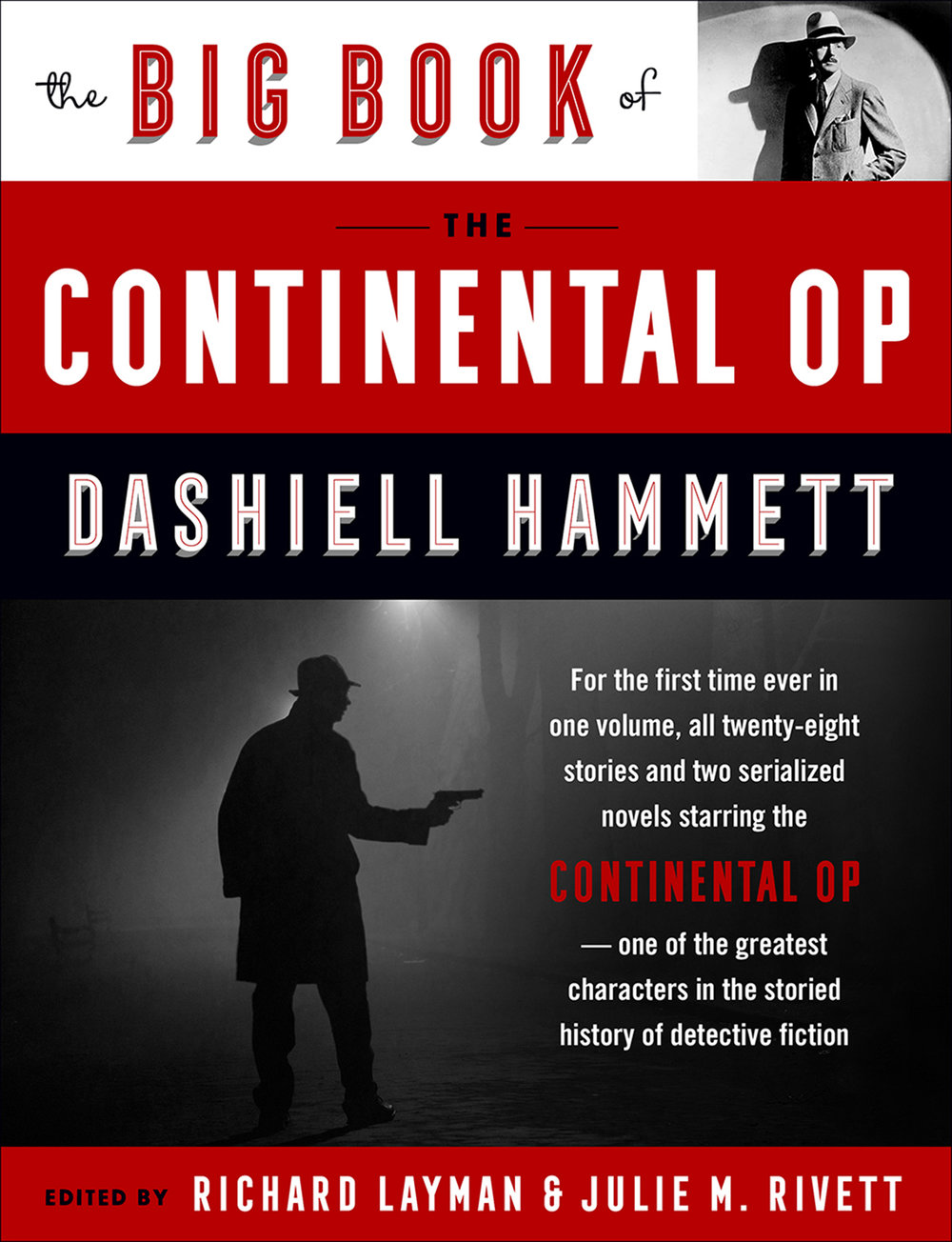 Hammett, Dashiell THE BIG BOOK OF THE CONTINENTAL OP.tiff.jpg