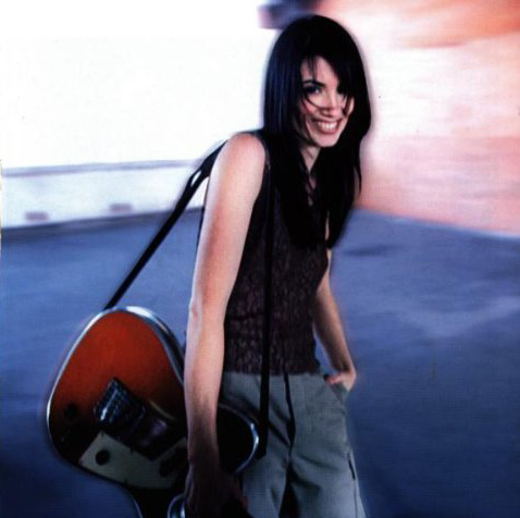 "Meredith Brooks, ""Stop,"" ""Somedays,"" and ""Wash My Hands,"" co-writer."