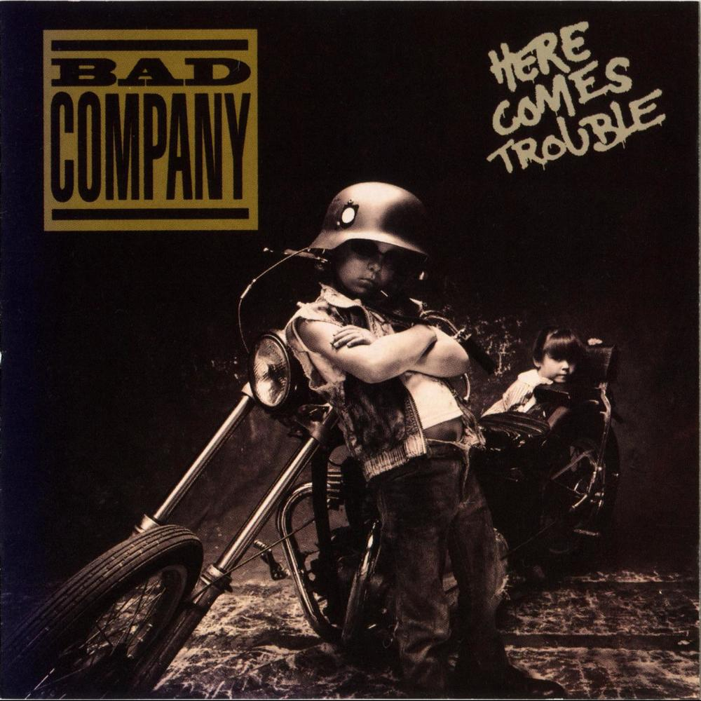 "Bad Company, ""My Only One,"" co-writer."