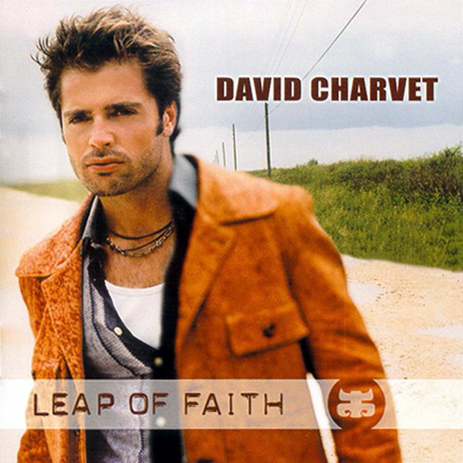 "David Charvet, ""All I Want,"" co-writer."