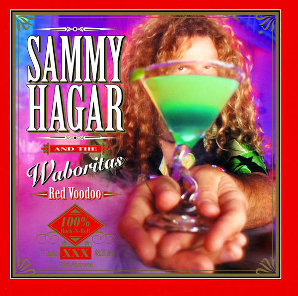 "Sammy Hagar, ""The Love,"" ""Returning of the Wish,"" co-writer."