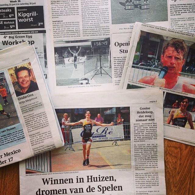 Meijnhout Fotografie in de Pers. Met dank aan het Huizernieuws en de Huizer Coourant !