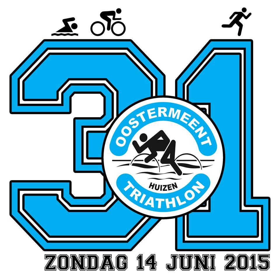 31e Oostermeent Huizen Triathlon