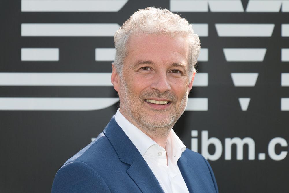 Jan van Groningen, General Manager IBM GTS Benelux