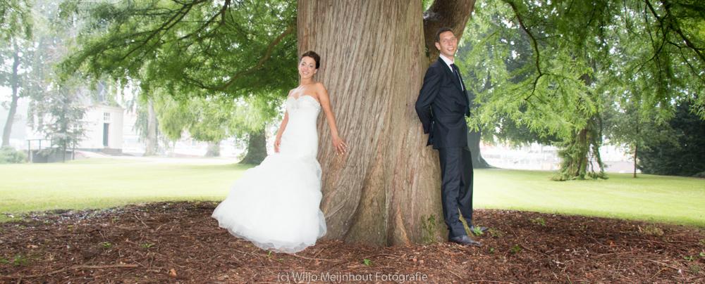Klik op de foto voor meer voorbeelden van trouwfoto's -
