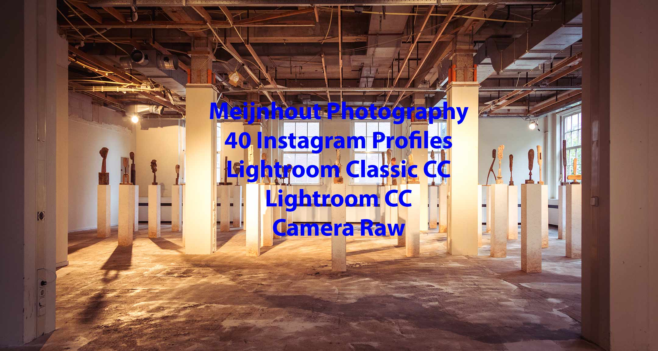 3 FREE High Quality Instagram PROFILES for Adobe Lightroom