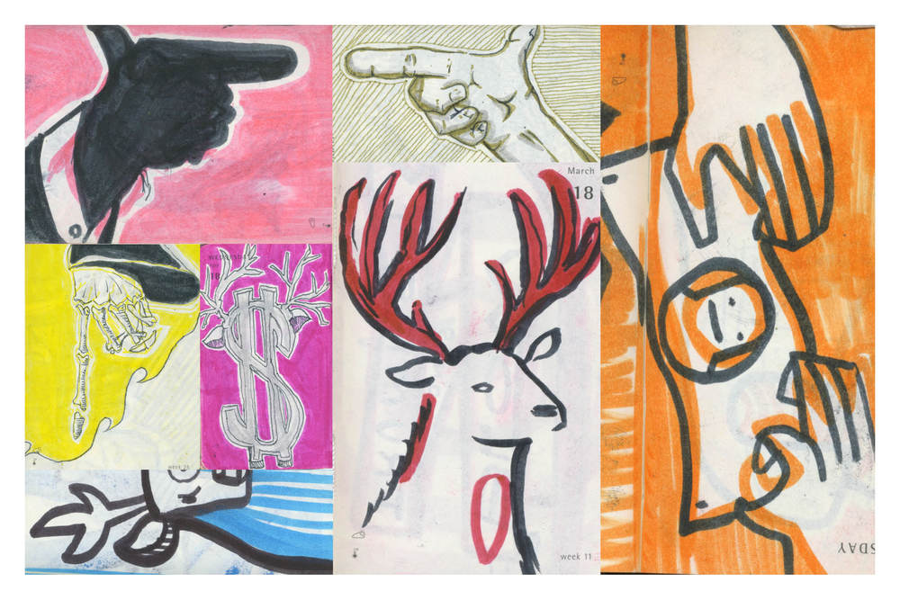 Pass the Buck - Illustrations by Stephen Harris and Peter Delgado