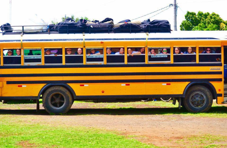 2016 Nicaragua Family Mission Trip