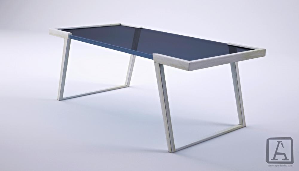 7.T COFFEE TABLE CONCEPT DESIGN
