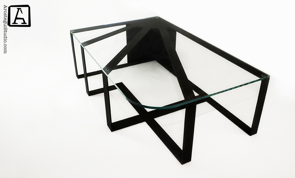 Solero coffee table- ©2015 Arostegui Studio