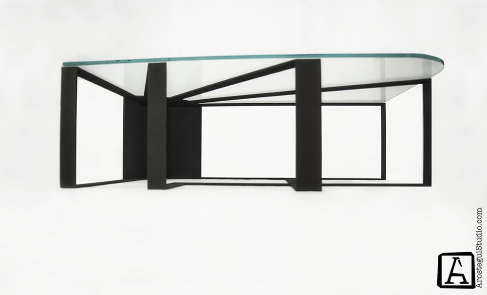 Solero coffee table- ©2015 Arostegui Studio
