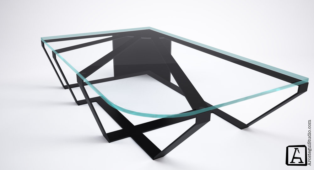 Solero coffee table- ©2017 Arostegui Studio