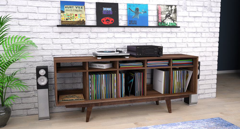 Vinilo credenza/sideboard - Shelves & Storage