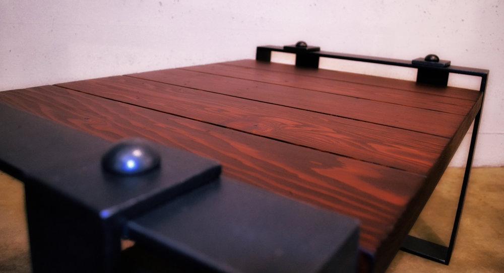 hANG COFFEE TABLE - Custom Made