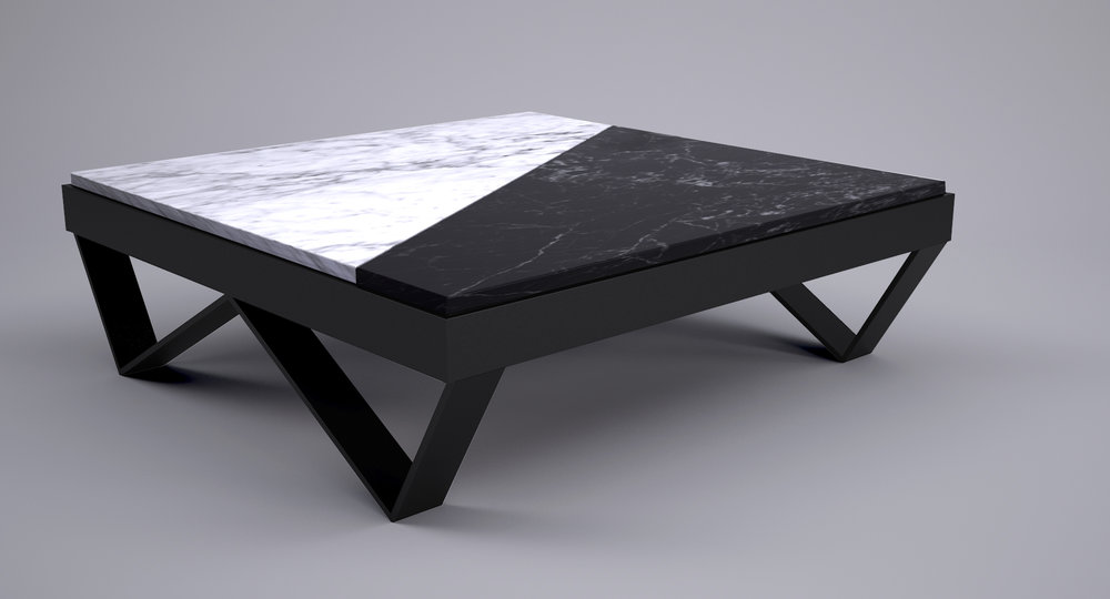 w COFFEE TABLE -