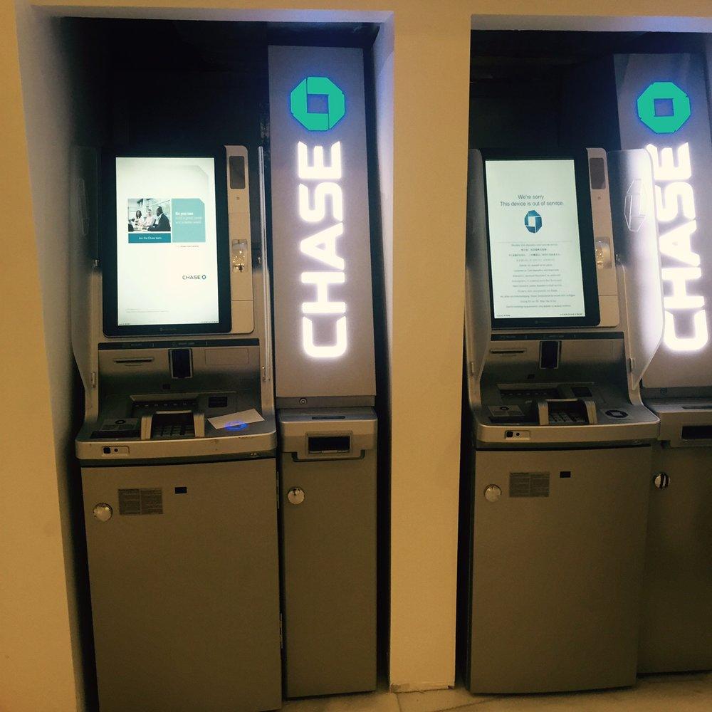 Demon ATM machine of the future