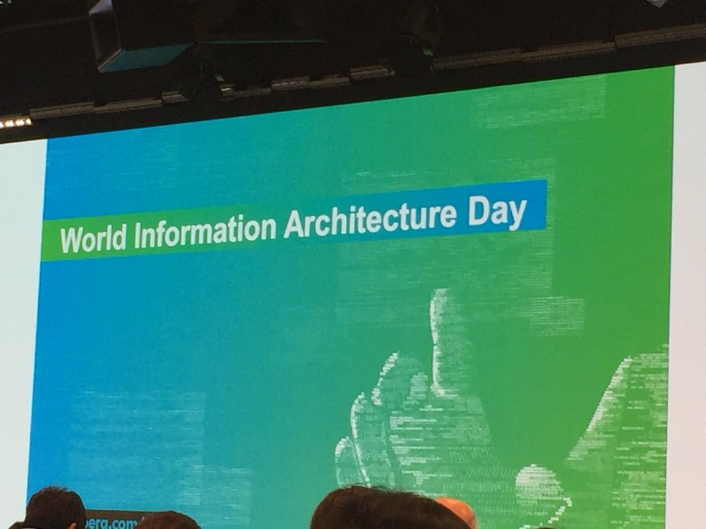 World IA Day @ Bloomberg
