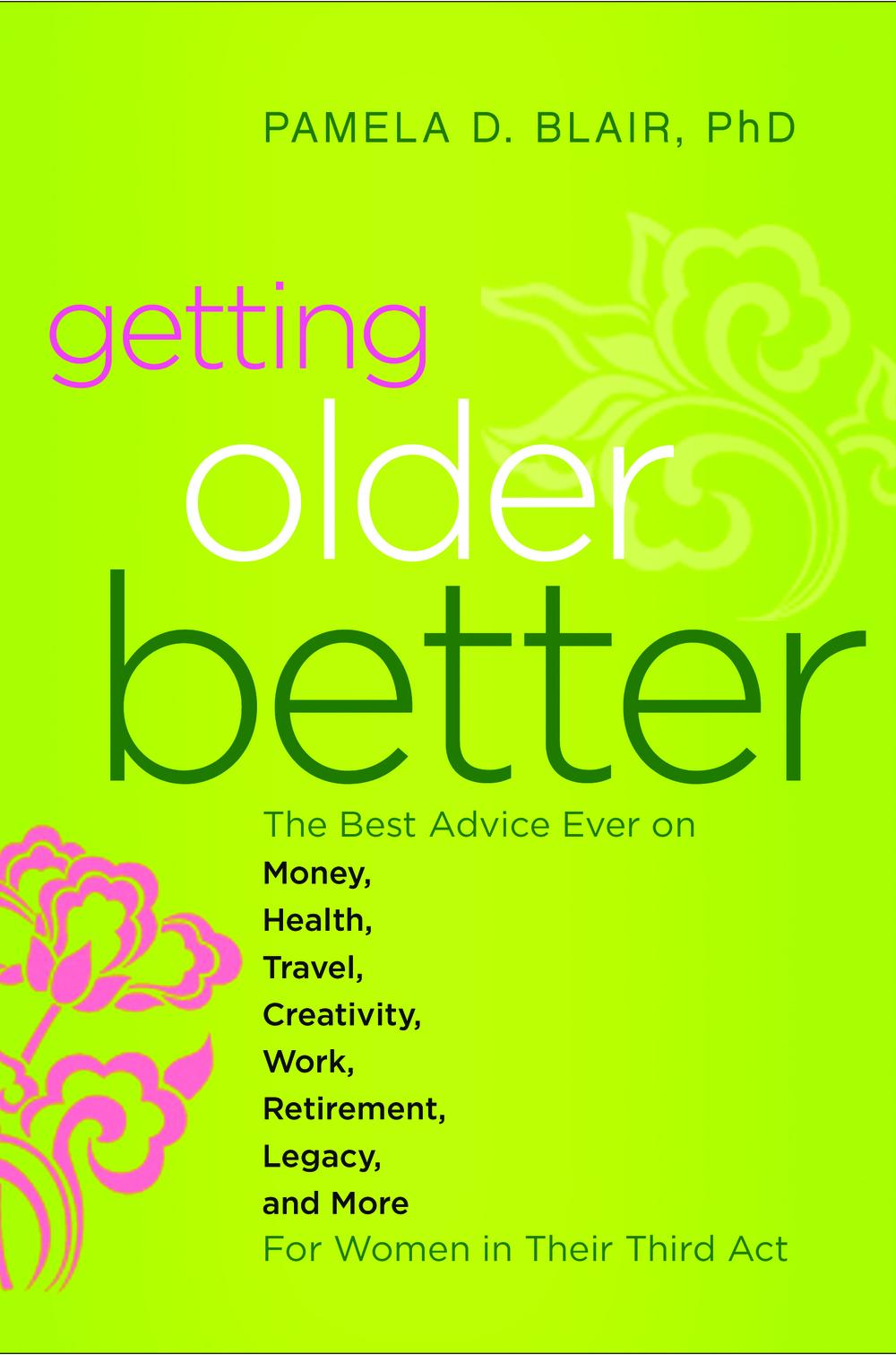 Cover Artwork: Getting Older Better