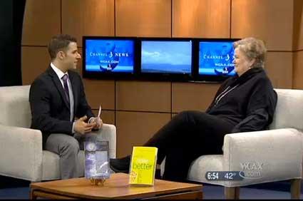 Watch Pam Speak on WCAX Channel 3 News