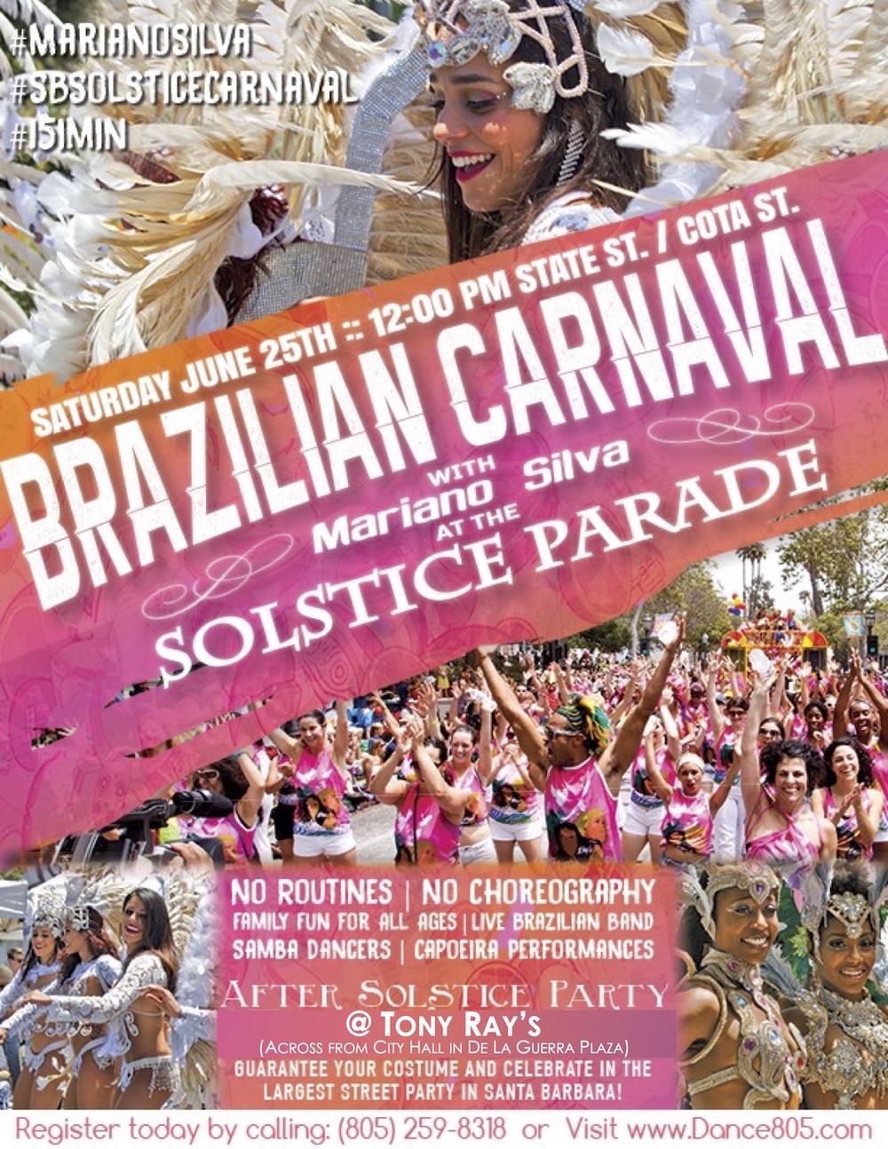 Solstice Carnaval 2016