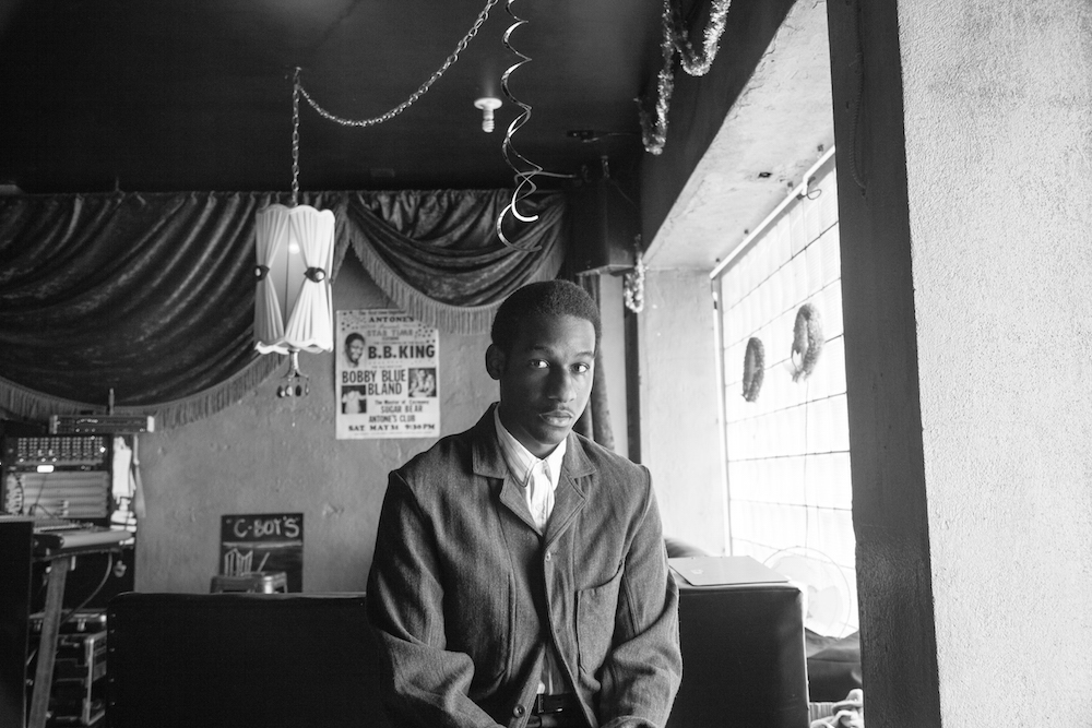 Leon Bridges for FLAUNT Magazine, Location Issue 2015