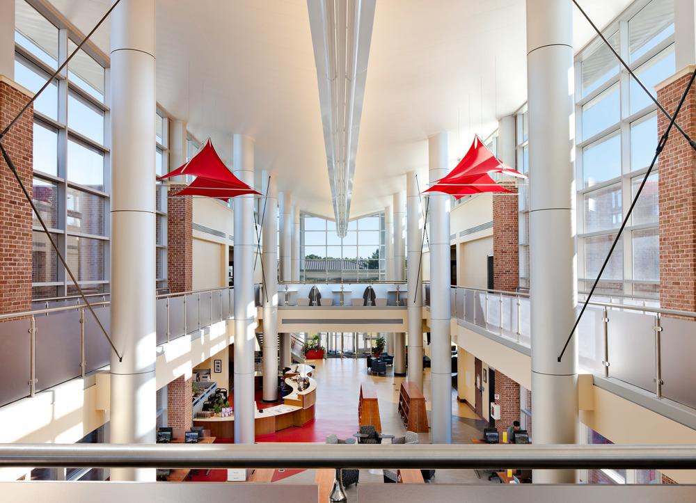 Higher Education Jcj Architecture