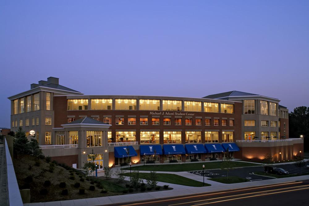 Michael J. Adanti Student Center