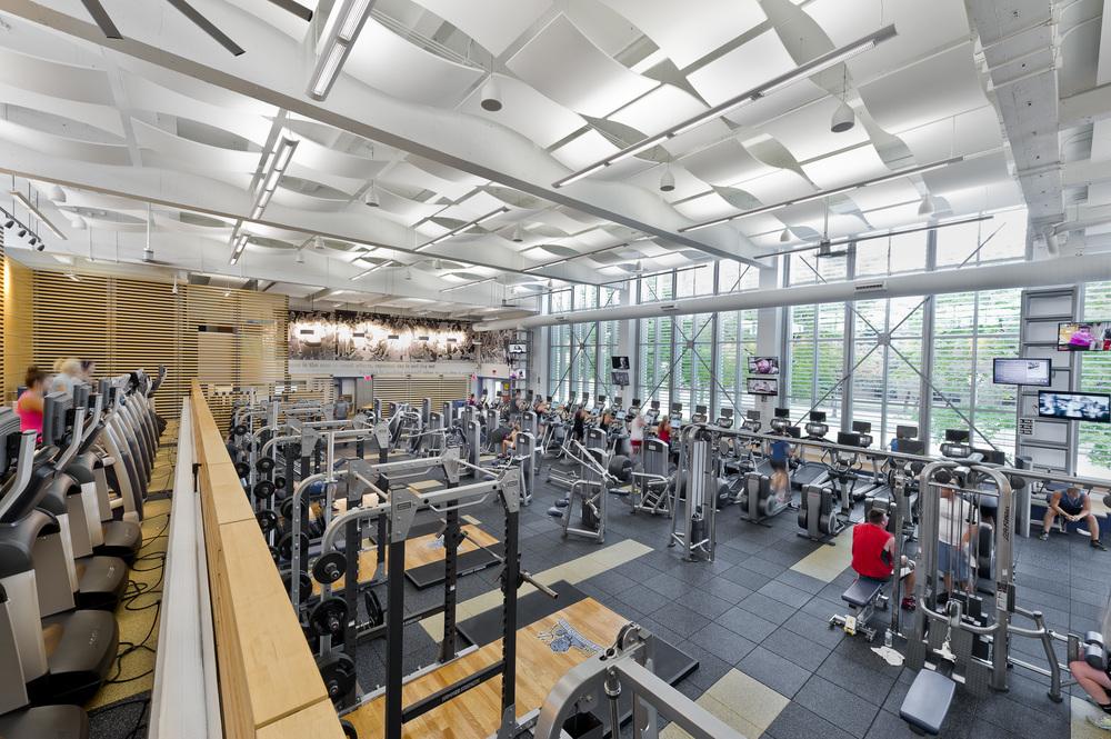 Blue Devils Fitness Center