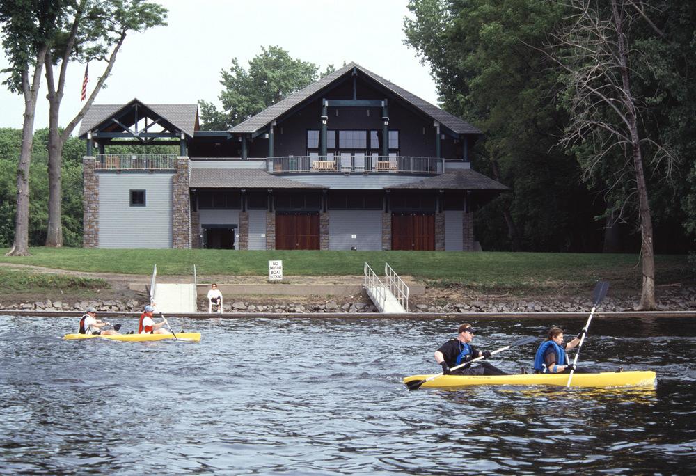 Hartford Community Boathouse