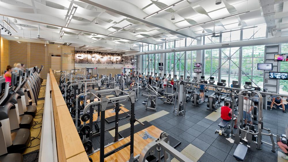 Blue Devils Fitness Center SUNY Fredonia