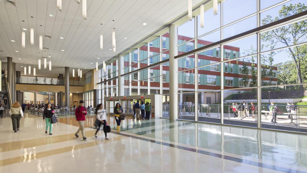 Fairchild Wheeler Interdistrict Magnet Campus Bridgeport, CT