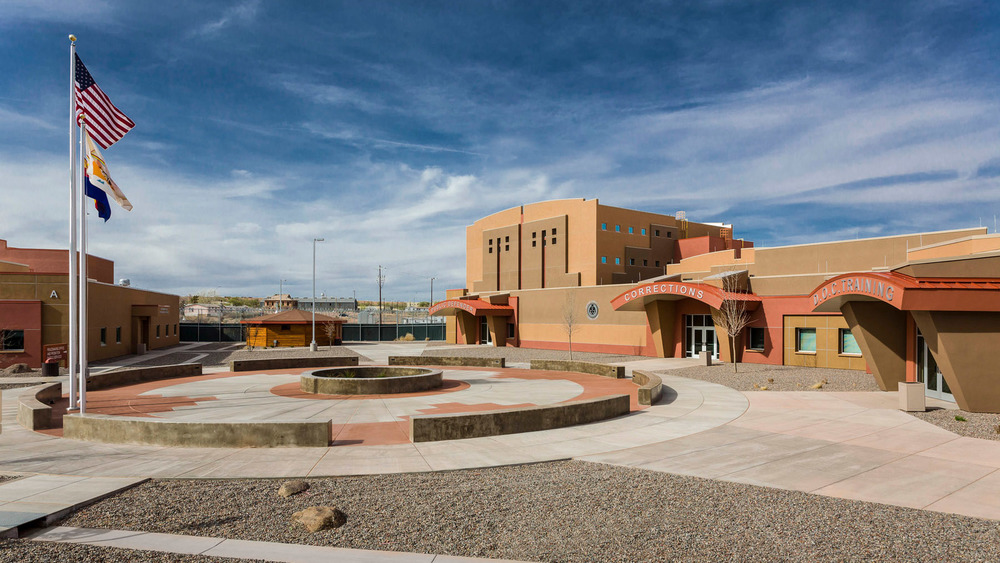 Tuba City Multi-Purpose Justice Center Navajo Nation Tribal Government