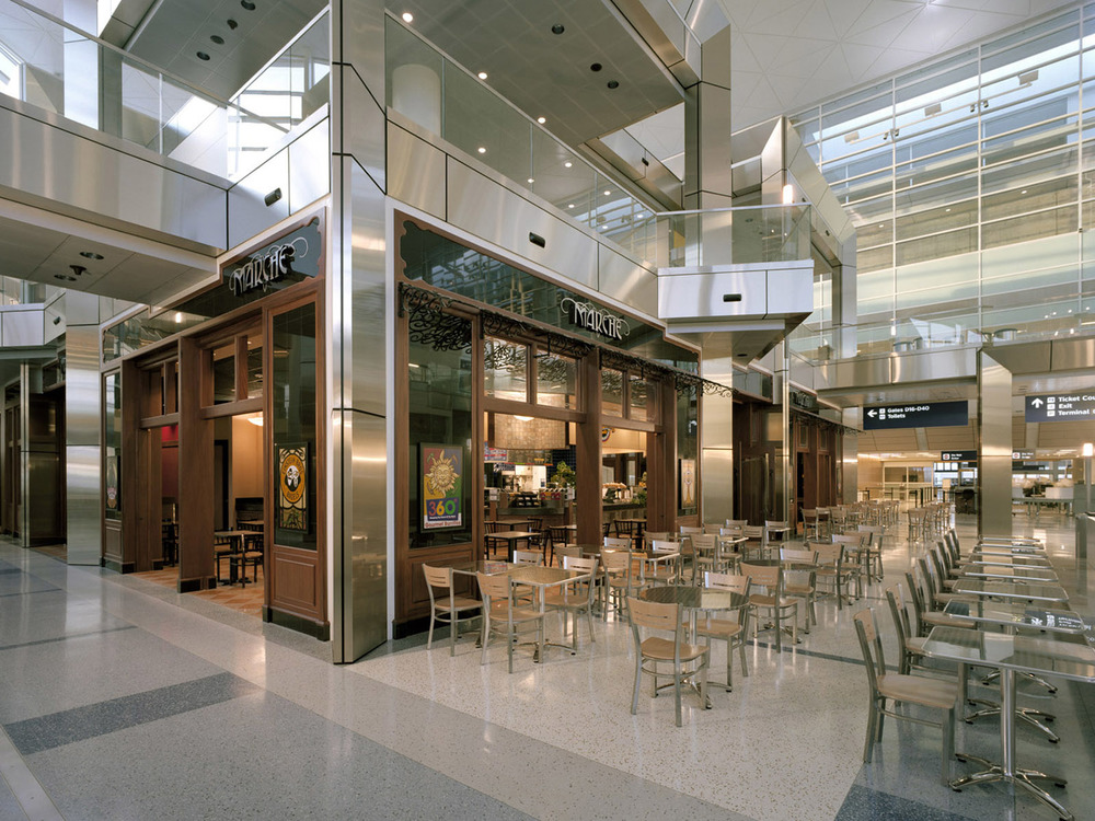 DNC Airport & Retail Concessions