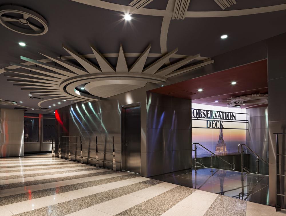 Empire State Building Visitors Center & Observation Deck