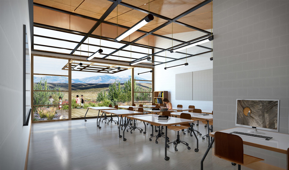 Classroom Design Architecture ~ K independent — jcj architecture