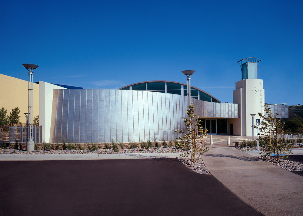 Mission Valley Library