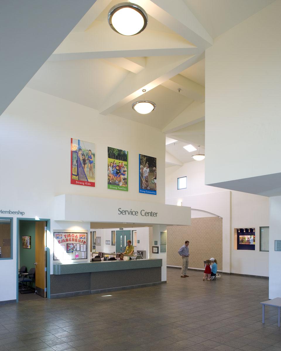 Joe & Mary Mottino Family YMCA — JCJ Architecture