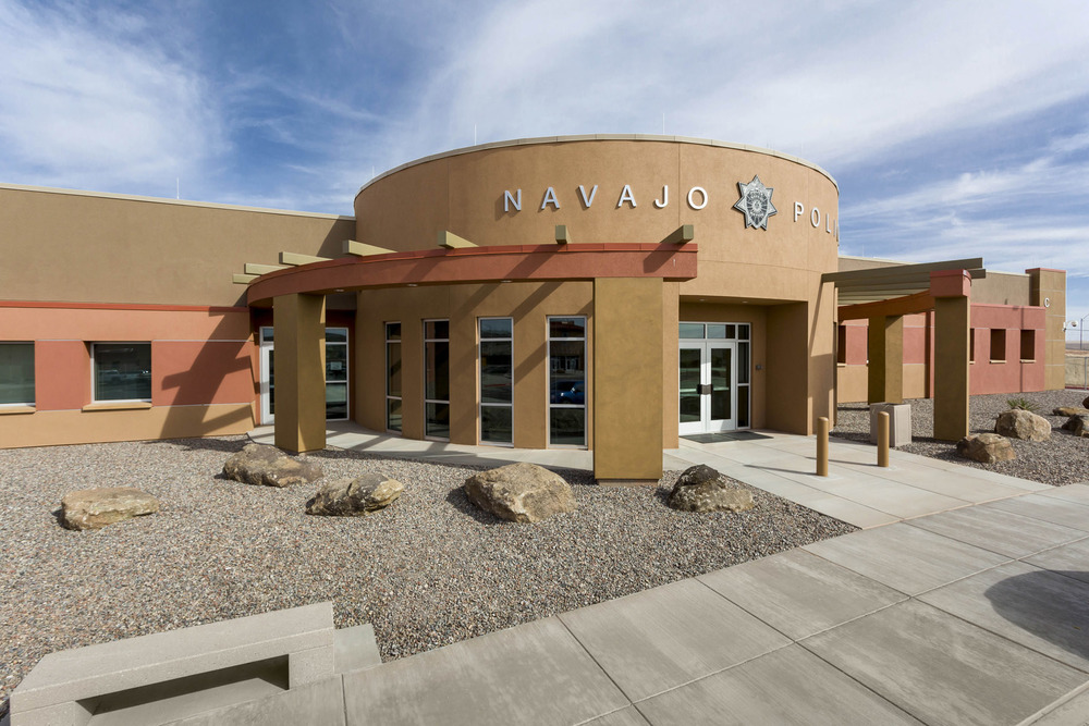 Navajo Justice-TC_10_ext police entry.jpg