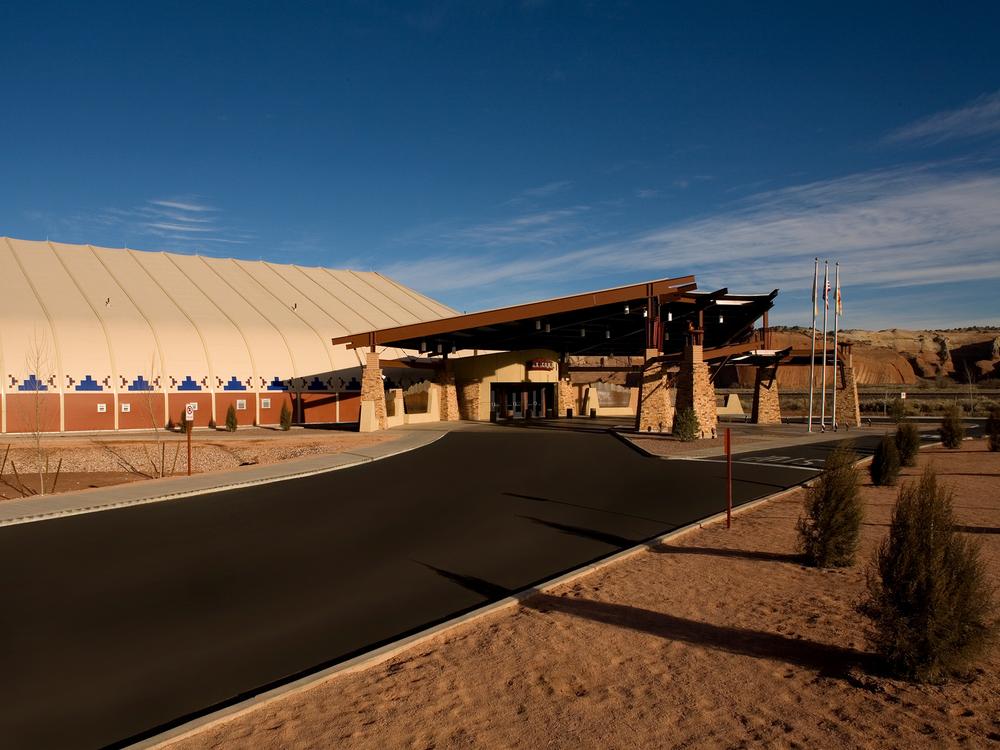 Fire Rock Navajo Casino Jcj Architecture