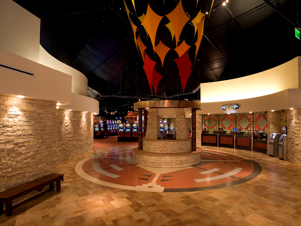Fire rock navajo casino jcj architecture for Firerock fireplace cost