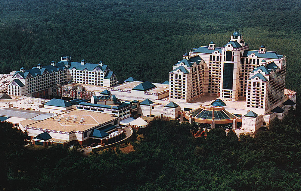 connecticut casino resorts