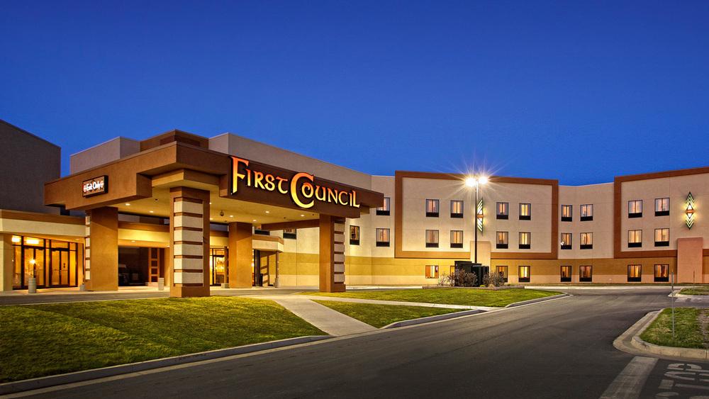 First Council Casino Hotel Newkirk, OK