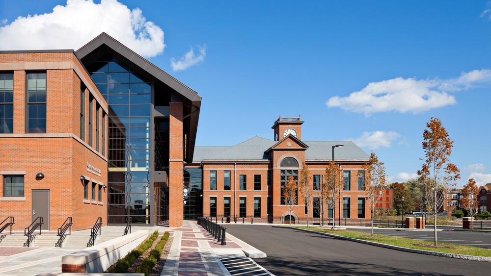 Hartford Public Safety Complex Hartford, CT