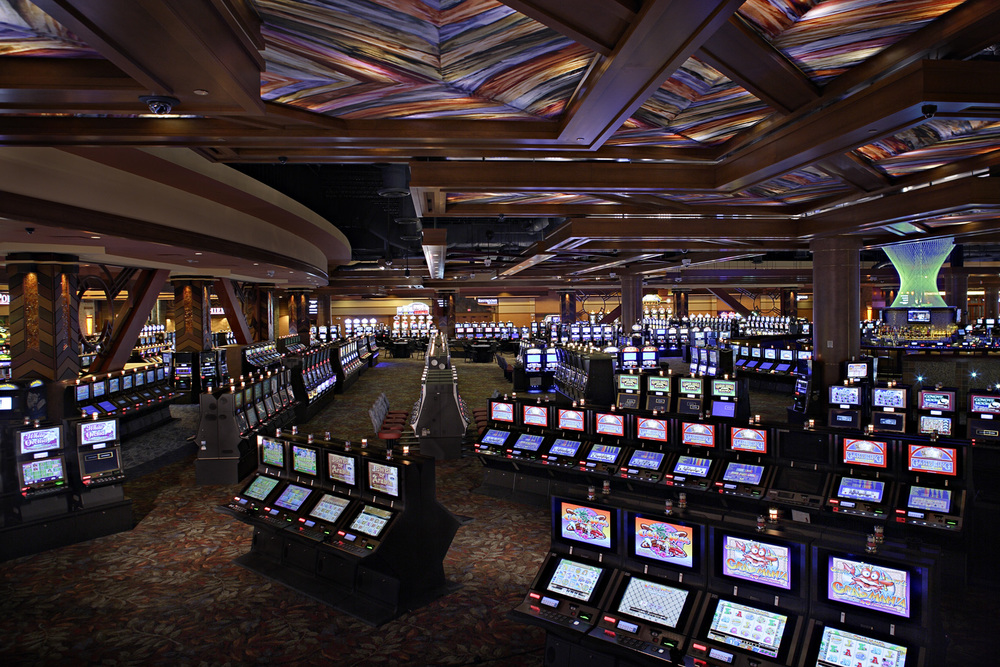 Downstream casino quapaw 16