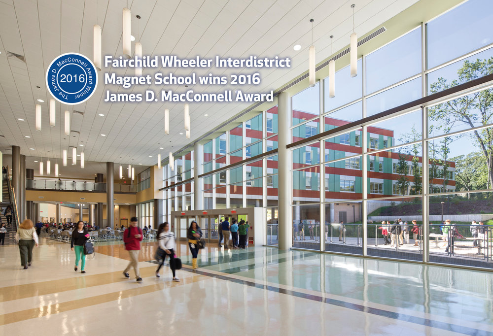 Fairchild Wheeler Interdistrict Magnet School