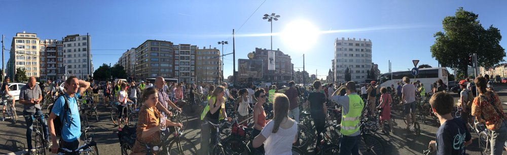 Critical Mass Brussels - Lambyk