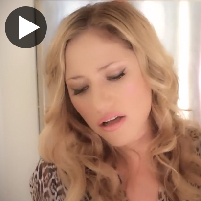 Music Video: makeup for Lucy Woodward 'Be My Husband' (Universal Music Group)