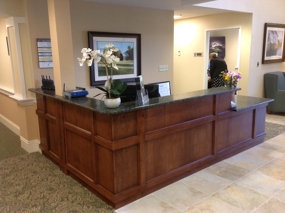 Senior Living Architect Westview Reception Desk.png